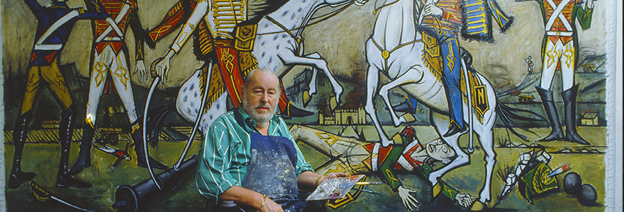 Biographie de Bernard Buffet