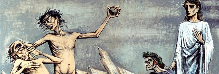 peintures à l'huile de Bernard Buffet