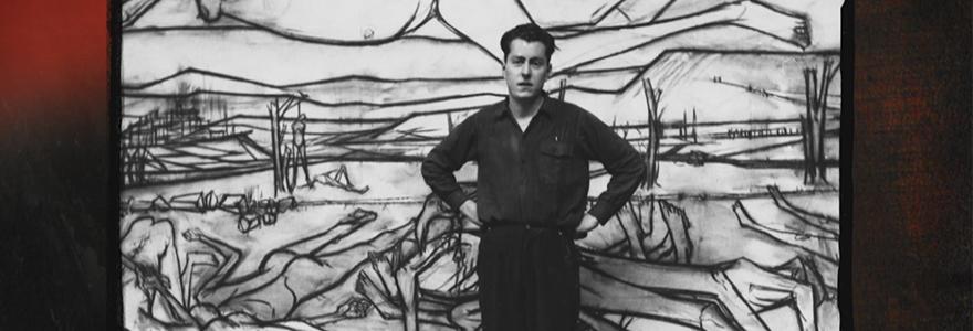 Bernard buffet le peintre expressionniste fran ais for Buffet peintre